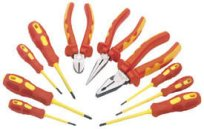 DRAPER VDE COMBINATION SCREWDRIVER & CUTTER/LONG NOSE/PLIERS/
