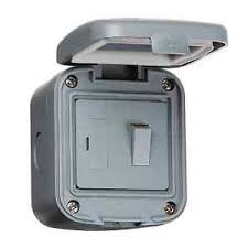 Fine Ip6300 Weather Proof Switched Fused Spur Uni Wiring Digital Resources Almabapapkbiperorg